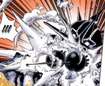 Luffy vs Pica