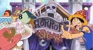 Sabaody Horror show