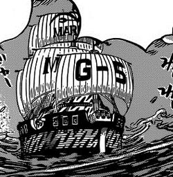 Second Navire de Smoker Manga Infobox