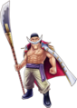 Whitebeard Thousand Storm