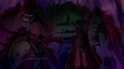 All Yonko Teased