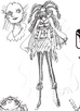 Charlotte Mozart Manga Concept Art