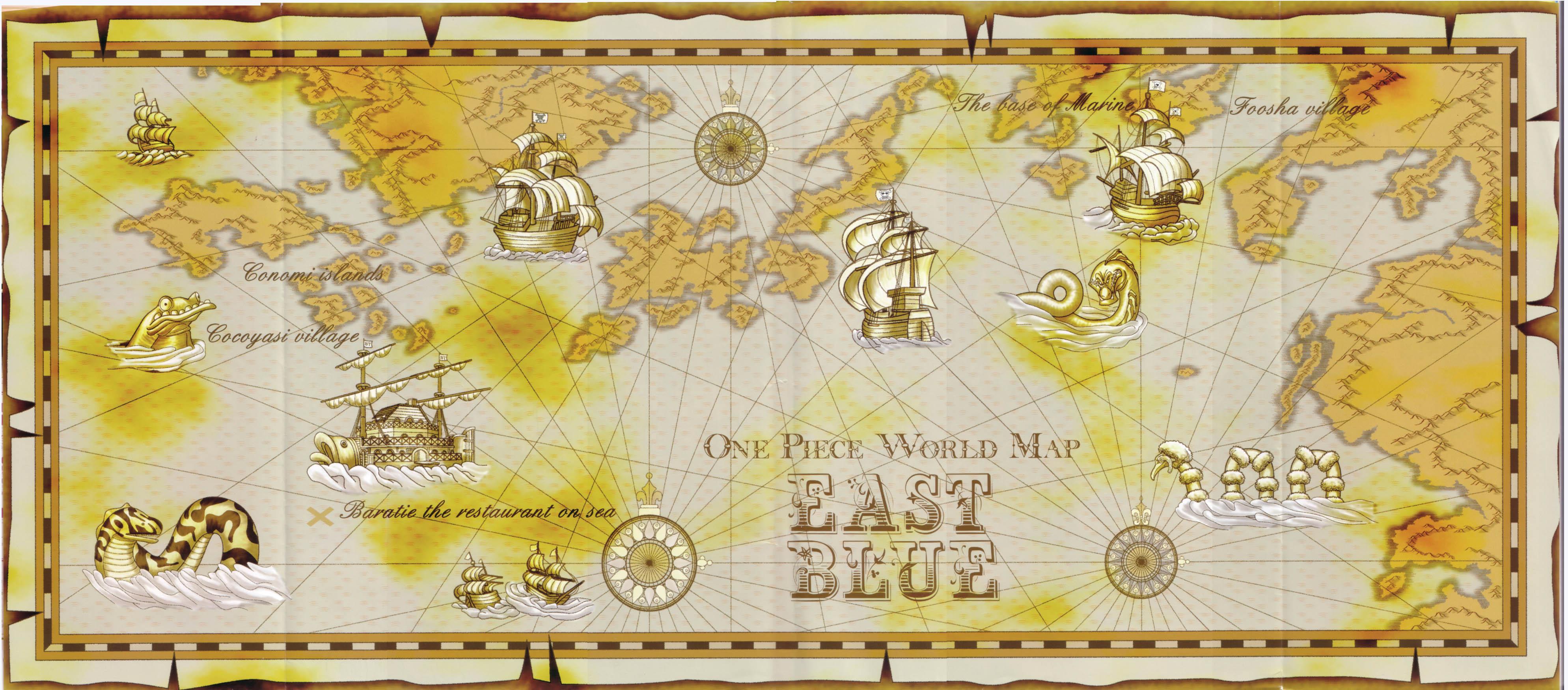 List of Locations | One Piece Wiki | FANDOM powered by Wikia