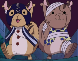 Hermanos Risky (Zombis) Anime Infobox