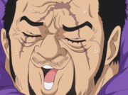 Issho laughing