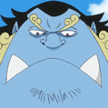 Jinbe Sun Pirates Portrait