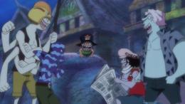 New Fishman Pirates as Children