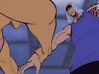 Roshio Stabbed Anime