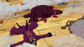 Suleyman et Orlumbus vaincus
