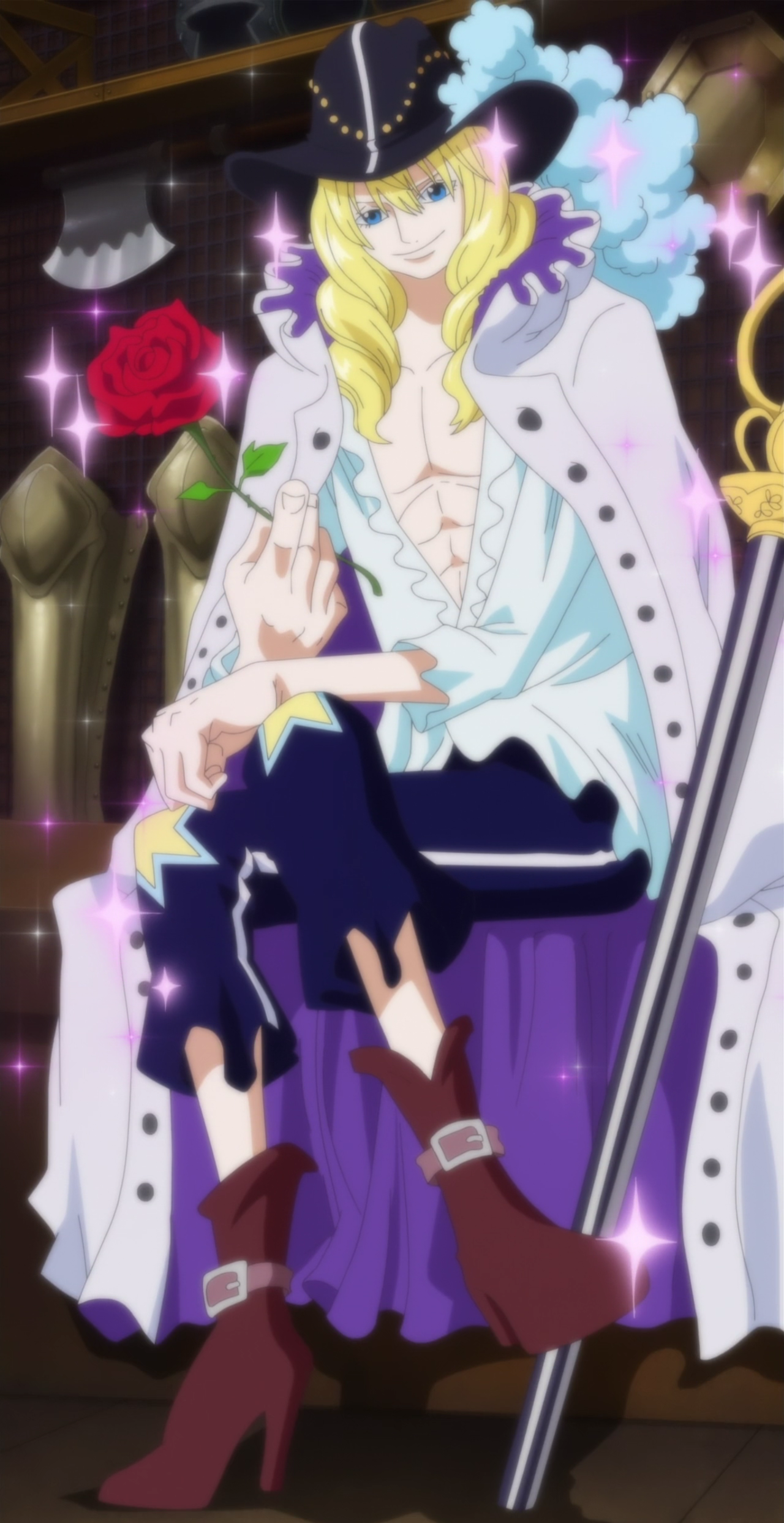 Cavendish | One Piece Wiki | FANDOM powered by Wikia