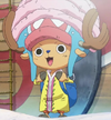 Chopper's First Whole Cake Island Outfit