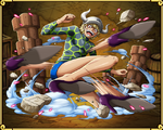 Dellinger One Piece Treasure Cruise2