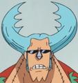 Franky Rambut Serangga
