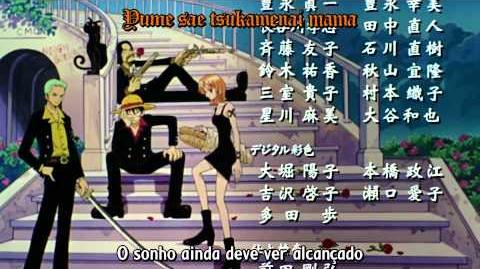 One Piece Movie 1 Ending -HD-