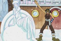 Usopp's Snow Queen