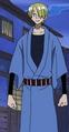 Vestimenta de Sanji en el Arco Histórico del Jefe Luffy