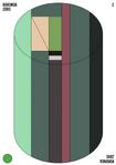 Zoro Cylindrical Candy