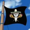 Amigo Pirates Jolly Roger