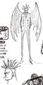 Charlotte Dacquoise Manga Concept Art