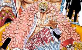 Don Quichotte Doflamingo Manga Post Ellipse Infobox