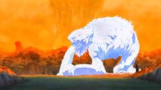 Kuzan congela a Saul