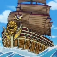 Nave Pirati del Leone dorato