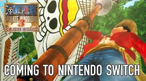 NeoGirl/One Piece: Pirate Warriors 3 Deluxe Edition confirmado en Europa y Norteamérica