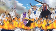 Sabo contre la Marine (Anime)