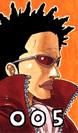 Gem Manga Color Scheme
