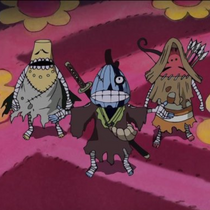 Gyoro,Nin, and Bao