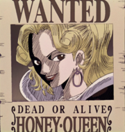 Honey Queen taglia
