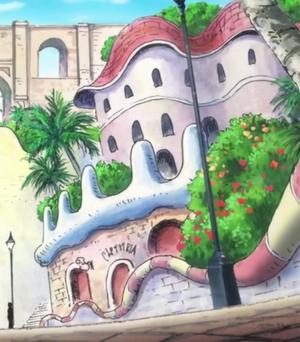 Oikawa Caféteria Anime Infobox