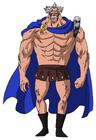 Riku Doldo III Anime Concept Art