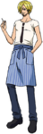 Sanji Other Stampede Outfit
