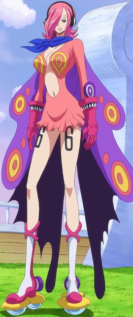 Vinsmoke Reiju Anime Infobox