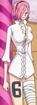 Vinsmoke Reiju Infirmary Outfit