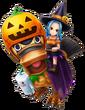 Vivi & Karoo Halloween Thousand Storm