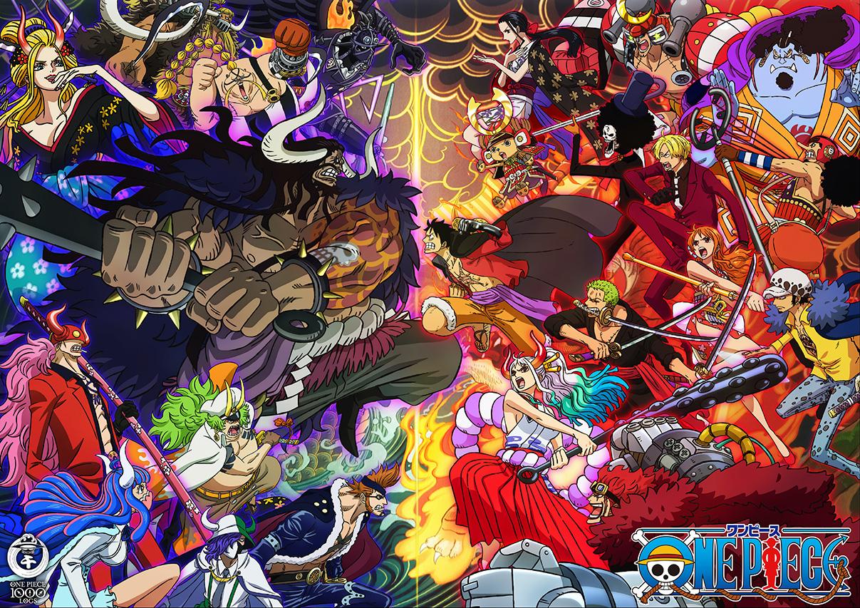 Wano Country Arc One Piece Wiki Fandom