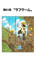 Coloreado Digital del Capítulo 311