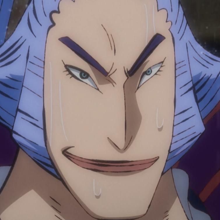 Denjiro Portrait