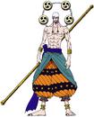 Enel Anime Concept Art