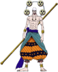 Enel Anime Concept Art