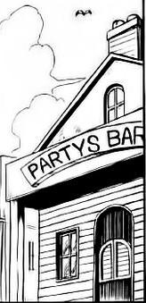 Partys Bar Manga Infobox