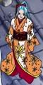 Princesa Vivi en el Especial Histórico del Jefe Luffy