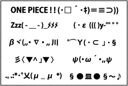 SBS 51 - Emoticons