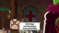 Salle d'Attente du Service Médical