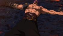 Zephyr Dikalahkan oleh Luffy