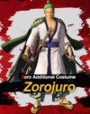 Zorojuro Pirate Warriors 4