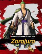 Zorojuro Pirate Warriors 4