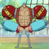 Franky Anime Dos Años Después Infobox